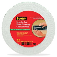 Scotch Foam Mounting Tape 3/4 Inch x 38 Yards (19mm x 34.7m) Huge Roll