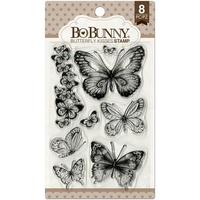 Bo Bunny Stamps Butterfly Kisses