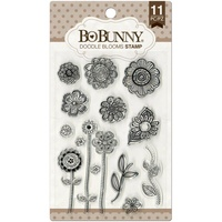 Bo Bunny Stamps Doddle Blooms