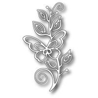 Poppystamps Die Bellina Butterfly Stem 1391