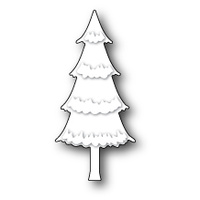 Poppystamps Die Small Winter Pine 1572