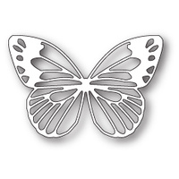 Poppystamps Die Powell Butterfly 1709