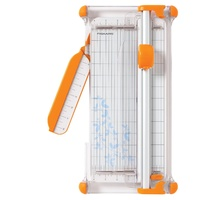 Fiskars 12 Inch Portable Rotary Paper Trimmer 9908