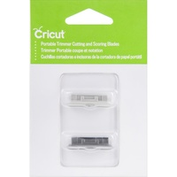 NEW Cricut 12 Inch Paper Trimmer Replacement Cutting and Scoring Blades x 2