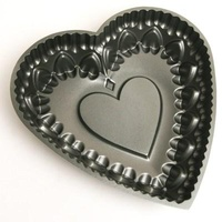 Wilton Cake Pan Dimensions Crown of Hearts Pan