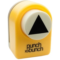 Punch Bunch Medium Craft Punch Triangle 1 inch
