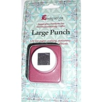 Emagination Square Punch Large 16mm or 5/8 Craft Punch