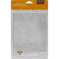 CUTTLEBUG B Replacement Cutting Plates Pads x 2