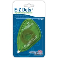 EZ Dots Scrapbook Adhesives by 3L Repositionable Adhesive