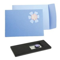 Sizzix Movers & Shapers XL Die Set Envelope, Note Card & Flower (Kit #4) 654783