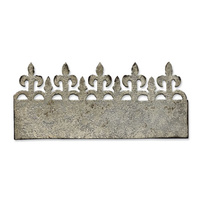 Sizzix On The Edge Die Tim Holtz Alterations Iron Gate 656918