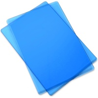 Sizzix Big Shot Cutting Pad, 1 Pair 8 3/4 x 6 1/8 Blueberry 661032