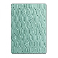 Sizzix Embossing Folder Leaves 661260