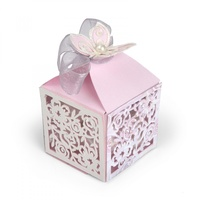 Sizzix Thinlits Die Set - Butterfly Favor Box