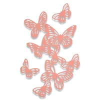 Sizzix Thinlits Die Butterflies by Sophie Guilar 662516