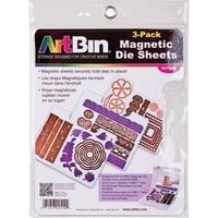 Artbin Magnetic Die Sheets Set