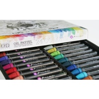 Prima Water Soluble Oil Pastels 24/Pkg