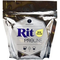 Rit Proline Dye Powder 1lb Bag Neon Yellow