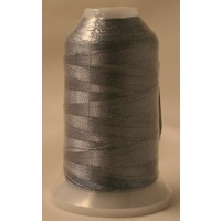 Birch Metallic Machine Embroidery Thread Blue Grey 8831