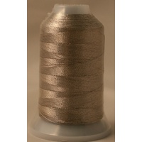Birch Metallic Machine Embroidery Thread Beige Silver 8871