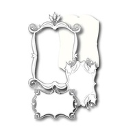 Memory Box Die Holly Holiday Frame Set 98715