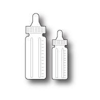 Memory Box Die Baby Bottles 98867