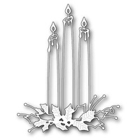 Memory Box Die Shining Candles 98937