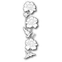 Memory Box Die Bloomington Border 99008