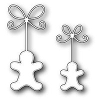 Memory Box Die Precious Gingerbread Men 99042