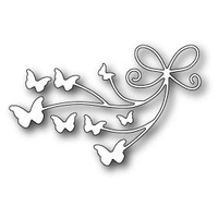 Memory Box Die Beloved Butterflies 99136
