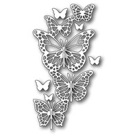 Memory Box Die Butterfly Exhibit 99148 FREE SHIPPING