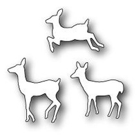 Memory Box Die Valley Deer Trio 99167