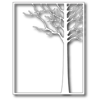 Memory Box Die Forest Tree Frame 99413