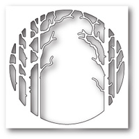 Memory Box Die  Tree Branch Circle 99588