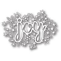 Memory Box Die  Wintertime Joy 99589