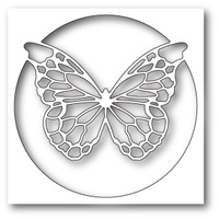 Memory Box Die Chantilly Butterfly Collage 99781