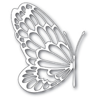 Memory Box Die Big Butterfly Wing 99943