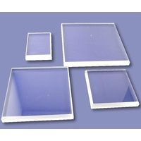 Acrylic Block Set Stamping Blocks Set of 4