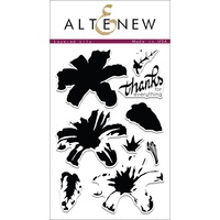 Altenew Layered Lily Stamp Set ALT1020