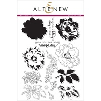 Altenew Beautiful Day Stamp Set ALT1023