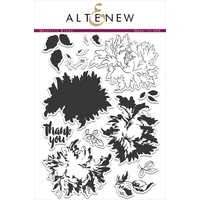 Altenew Majestic Bloom Stamp Set ALT1037