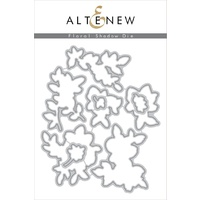 Altenew Floral Shadow Die Set ALT1383
