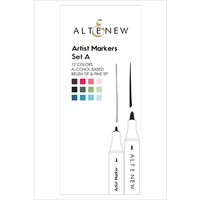Altenew Artist Markers 12 Colour Set A