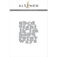 Altenew Inline Alphabet Die Set ALT1597