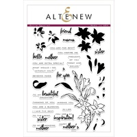 Altenew Extra Special Stamp Set