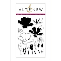 Altenew Springtime Azalea Stamp Set