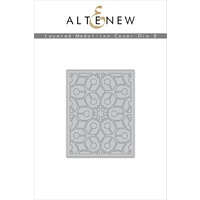 Altenew Layered Kaleidoscope Cover Die A ALT1769