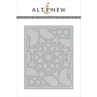 Altenew Layered Kaleidoscope Cover Die B ALT1770