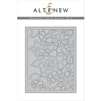 Altenew Doodled Lace Cover Die ALT1838