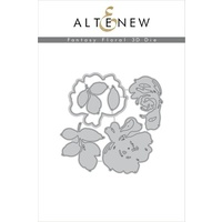 Altenew Fantasy Floral 3D Die Set